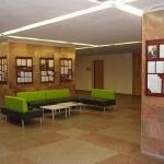 Parodos fragmentas Vytauto Didžiojo universiteto bibliotekoje, 2009 m.