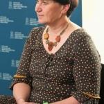 Valstybinės saugomų teritorijų tarnybos atstovė Rūta Baškytė
