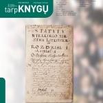"""Bibliotekų dokumentai ir jų kolekcijos iš UNESCO programos """"Pasaulio atmintis"""" Lietuvos nacionalinio registro"""