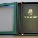 Lietuvos Respublikos Seimo Pirmininkės Loretos Graužinienės dovana