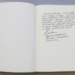 Renginio globėjo Lietuvos Respublikos Ministro Pirmininko Algirdo Butkevičiaus dovana