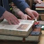 Pristatomi senosios raštijos dokumentai