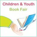 Vaikų literatūros festivalio logotipas