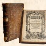"""Simonas Kajara. """"Halakhot gedolot"""" (hebr. Didieji įstatymai). Venecija, Marko Antonijaus Justinianio spaustuvė, 1548"""