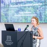 Graikijos Respublikos ambasadorė Lietuvoje dr. Vassiliki Dicopoulou