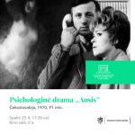 """Psichologinė drama """"Ausis"""""""