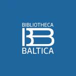 """Tarptautinės asociacijos """"Bibliotheca Baltica"""" logotipas"""