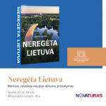 """Mariaus Jovaišos naujojo albumo """"Neregėta Lietuva"""" pristatymas"""