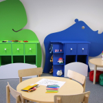 Children's Activity Centre (1st floor)