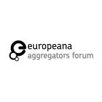 EUROPEANA agregatorių forumo logotipas