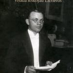 """Leidinio """"Petras Klimas: visada ieškojau Lietuvos"""" viršelis"""