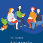 """Leidinio """"Biblioterapijos metodika"""" viršelis"""