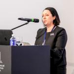 Lietuvos nacionalinės UNESCO komisijos sekretoriato generalinė sekretorė Asta Junevičienė