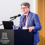 Diplomatas, UNESCO Komunikacijos ir informacijos sektoriaus programų specialistas dr. Marius Lukošiūnas
