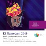"""Žaidimų kūrimo maratonas """"LT Game Jam 2019"""""""