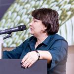 Nacionalinės bibliotekos Dokumentinio paveldo tyrimų departamento direktorė Jolanta Budriūnienė