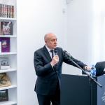 Nacionalinės bibliotekos generalinis direktorius prof. dr. R. Gudauskas