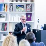 Seminaro moderatorius prof. dr. Vytautas Mizaras