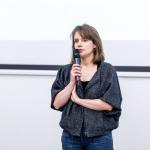 Nacionalinės bibliotekos kultūrinės veiklos vadybininkė Gerda Paliušytė