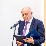 Nacionalinės bibliotekos direktorius prof. dr. Renaldas Gudauskas