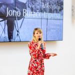 Nacionalinės bibliotekos Komunikacijos ir rinkodaros departamento direktorė Viktorija Pukėnaitė-Pigagienė