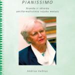 Monografijos apie G. Ručytę-Landsbergienę viršelis