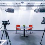 TV studija (610 kab., VI a.)