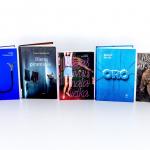 Prozos suaugusiems knygų penketukas