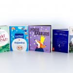 Vaikų knygų penketukas