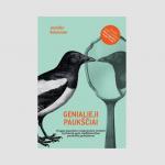 """Jennifer Ackerman """"Genialieji paukščiai"""""""