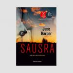 """Jane Harper """"Sausra"""""""