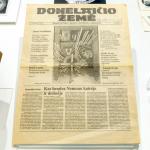 """Žurnalas """"Donelaičio žemė"""", Vilnius, 1992–. Kopija"""
