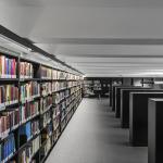 Nacionalinės bibliotekos skaitykla © Leono Garbačausko nuotr.
