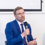 Socialinės apsaugos ir darbo ministras Linas Kukuraitis
