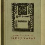 Jonas Vislicietis, Prūsų karas