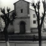 Ragainė. Bažnyčia, kurioje kunigavo Martynas Mažvydas. Pavienė nuotrauka. Bernardas Aleknavičius © epaveldas.lt