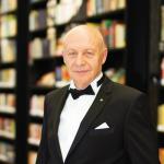 Nacionalinės bibliotekos generalinis direktorius prof. dr. Renaldas Gudauskas © Irmanto Gelūno nuotr.