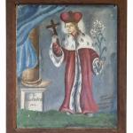Nežinomas autorius. Šv. Kazimieras. 1900 © www.epaveldas.lt
