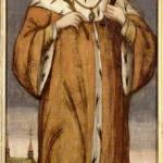 Nežinomas Lietuvos XVII a. dailininkas. Šv. Kazimieras. XVII a. © www.epaveldas.lt
