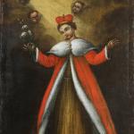 Nežinomas Lietuvos dailininkas. Šv. Kazimieras. 1900 © www.epaveldas.lt
