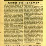 Laisvoji mintis. – 1934–1941 © www.epaveldas.lt