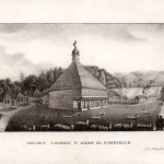 Juozapas Ozemblovskis. Totorių mečetė. 1841