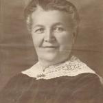 Prozininkė, dramaturgė, visuomenės veikėja Liudvika Didžiulienė-Nitaitė (slapyvardis Žmona)