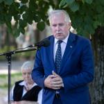 Lietuvos Respublikos Seimo narys, krašto apsaugos ministras Arvydas Anušauskas