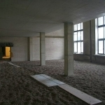 Skaityklos grindų konstrukciniai įrengimo darbai, 2012 m. sausio 20 d.