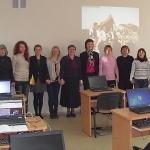 Lietuvos viešosios bibliotekos buvo supažindintos su projektu, apmokytos naudotis svetaine www.europeana1989.eu