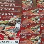 "Projekto ""Europeana 1989"" dalijamoji medžiaga"