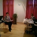 Viešojo kalbėjimo įgūdžių seminaras Klaipėdoje