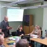 Nacionalinės bibliotekos generalinio direktorius prof. dr. Renaldo Gudausko sveikinimo žodis