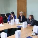 Projekto partneriai – Apskričių viešųjų bibliotekų atstovai